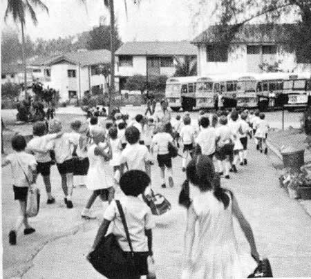 of photographs to remind us of the days of going to school in Penang.