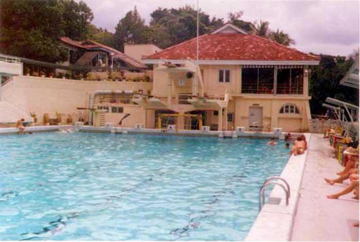 Penang swimming club for China fleet club swimming pool prices